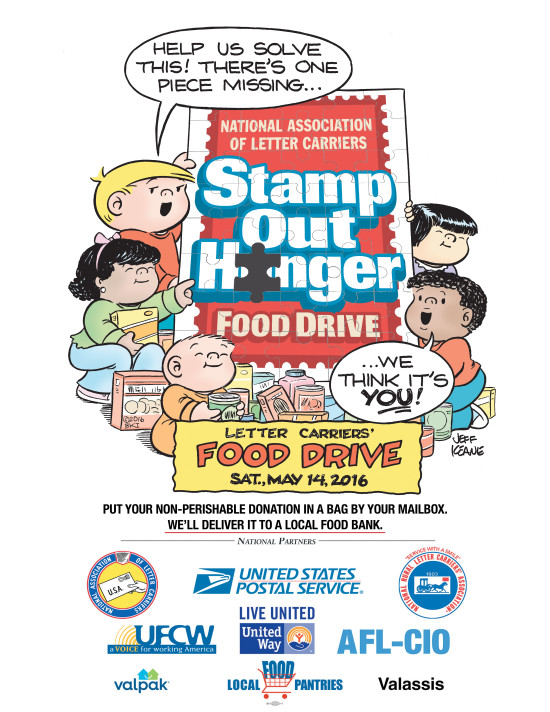 2016-STAMPOUTHUNGER poster