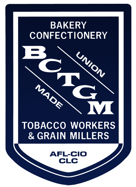BCTGM | The Bakery, Confectionery, Tobacco Workers and Grain Millers International Union